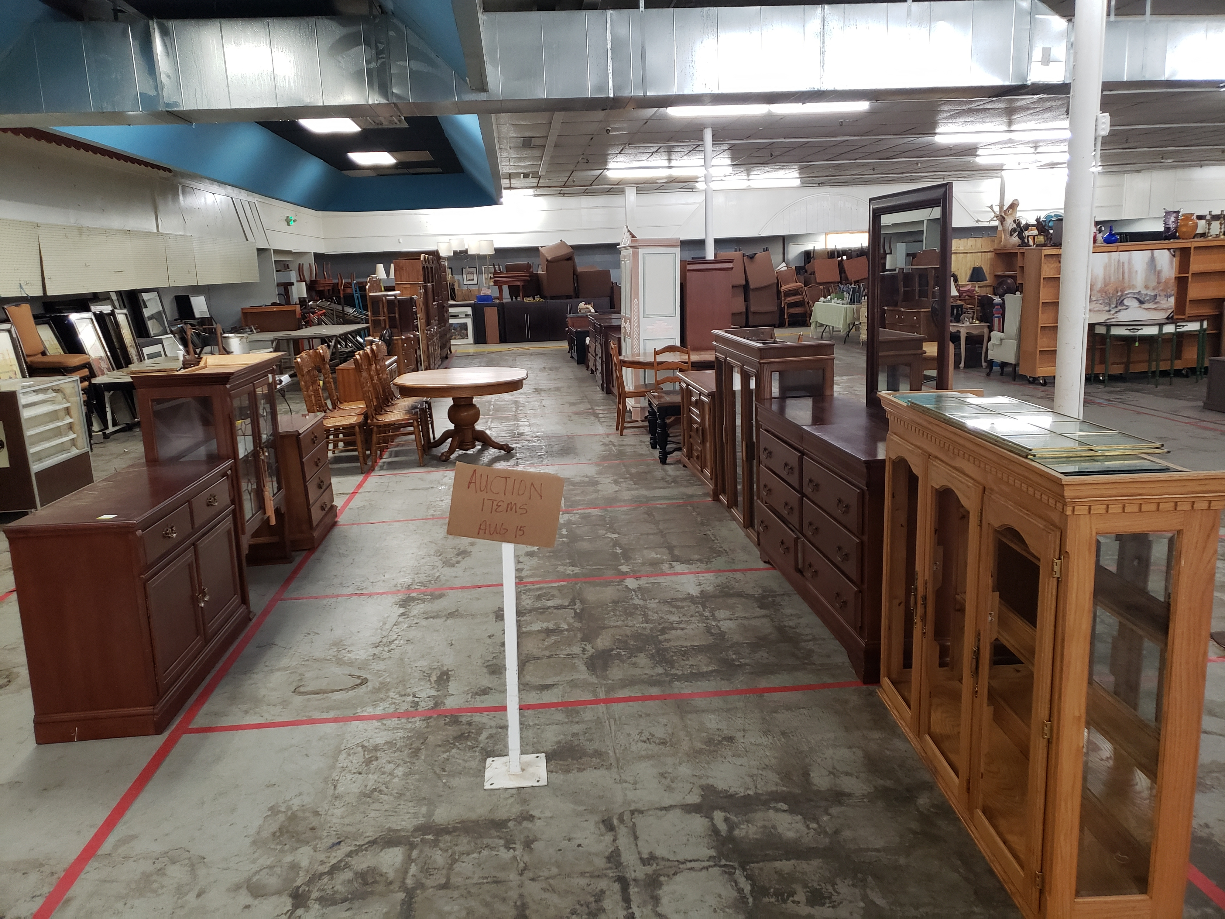 Brown Thigpen Auctions Serving Wilmington Jacksonville Enc